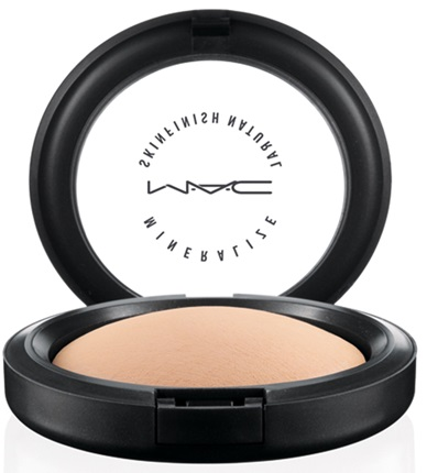 Пудра МАС Mineralize Skinfinish Natural